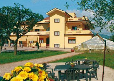 casa di riposo villa marisa roma