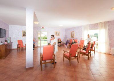 casa di riposo le nuove molette roma